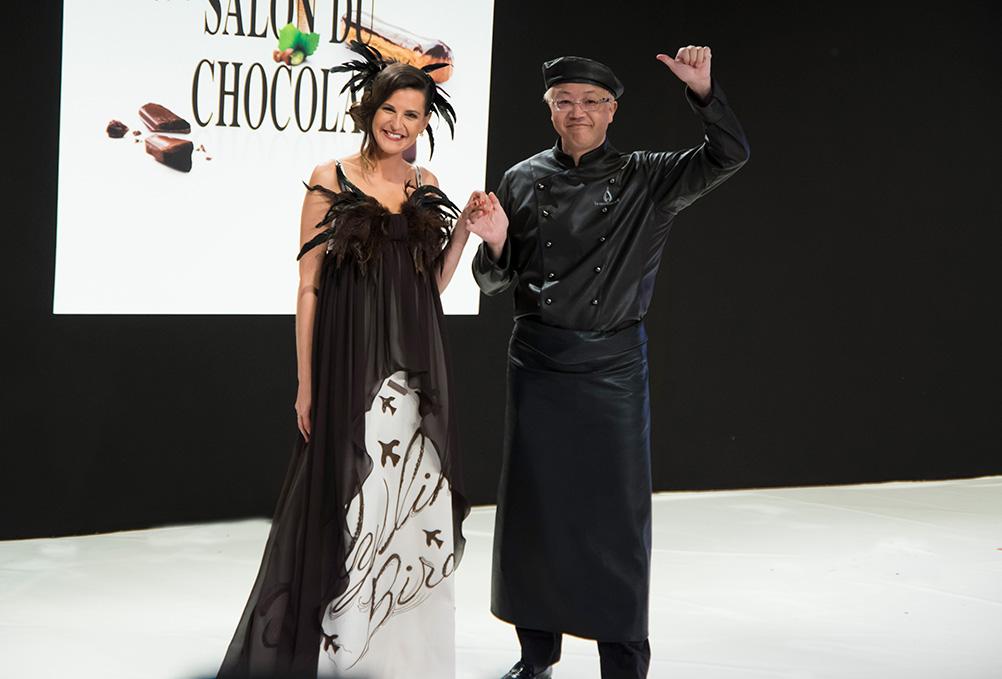 2018ファッションショードレスイメージ